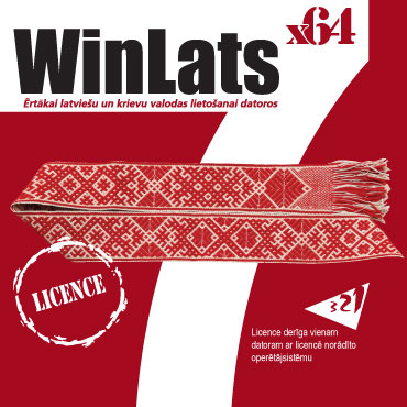 WinLats 8 x64 (Retail)